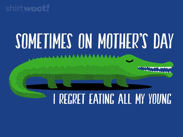 Crocodile Tears T Shirt