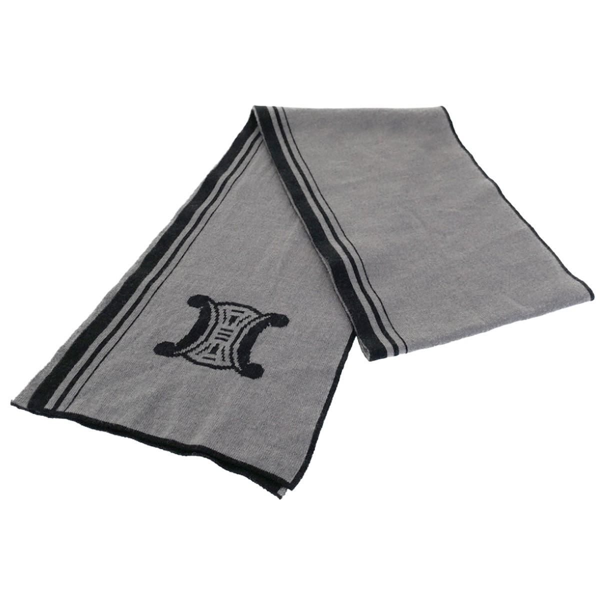 Celine N Cotton scarf for Women N