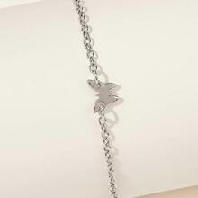 Butterfly Chain Anklet