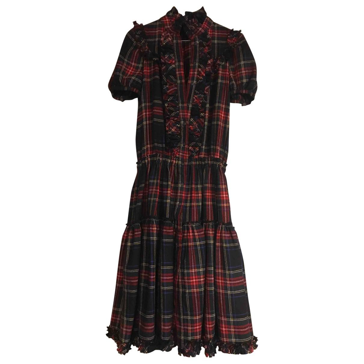 D&g \N Kleid in Wolle