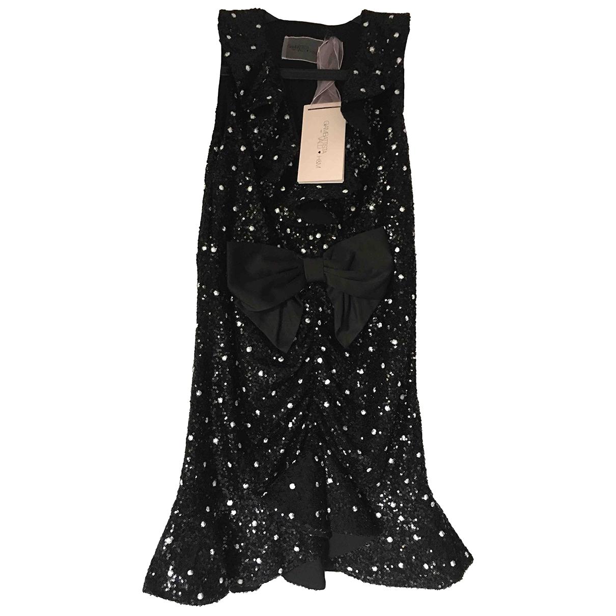 Giambattista Valli X H&m \N Black Glitter dress for Women 40 FR