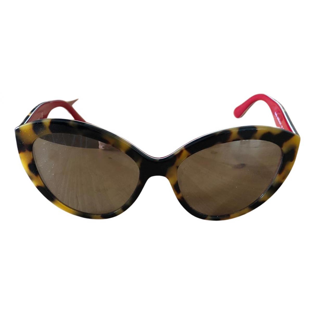 Dolce & Gabbana N Beige Sunglasses for Women N