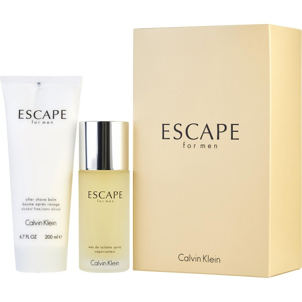 Escape Pour Homme - Calvin Klein Estuche regalo 100 ML