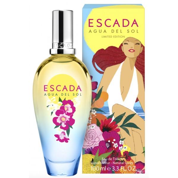 Agua Del Sol - Escada Eau de Toilette Spray 100 ML