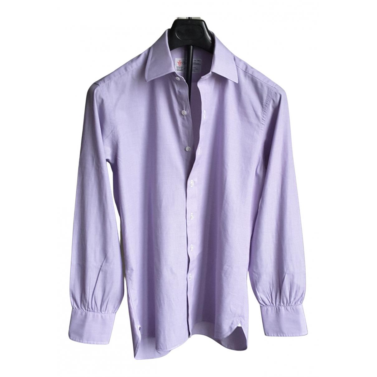 Turnbull & Asser - Chemises   pour homme en coton