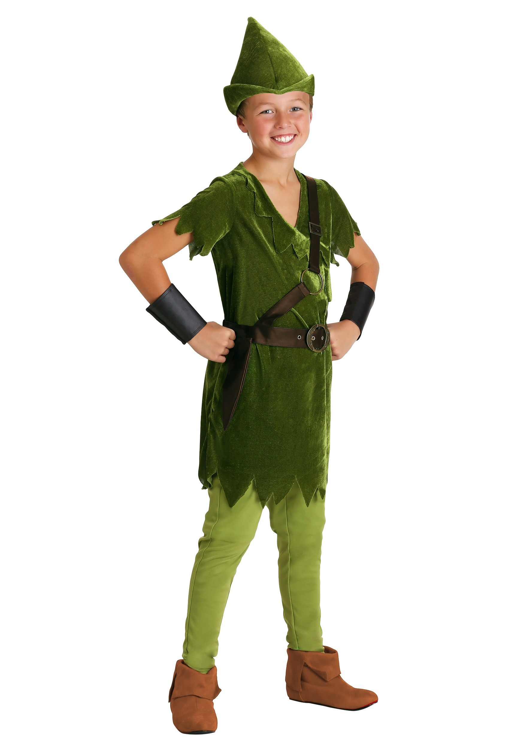 Boy's Classic Peter Pan Costume   Exclusive   Made By Us
