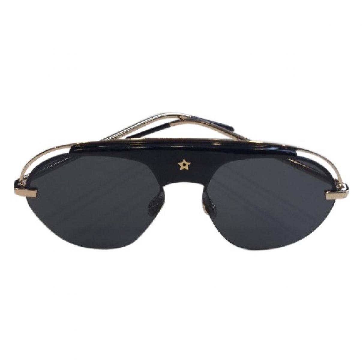 Dior Dio(r)evolution Gold Metal Sunglasses for Women \N