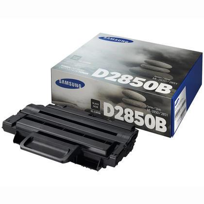 Samsung ML-D2850B Original Black Toner Cartridge High Yield