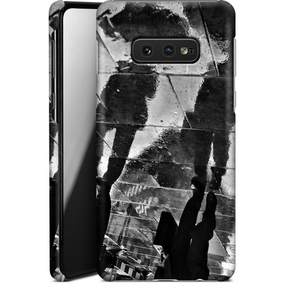 Samsung Galaxy S10e Smartphone Huelle - It Must Be Monday Morning von Ronya Galka