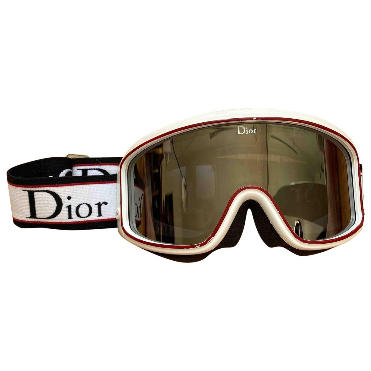 Dior - Glisse   pour lifestyle - blanc