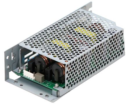 Cosel , 151W Embedded Switch Mode Power Supply (SMPS), 24V dc, Enclosed
