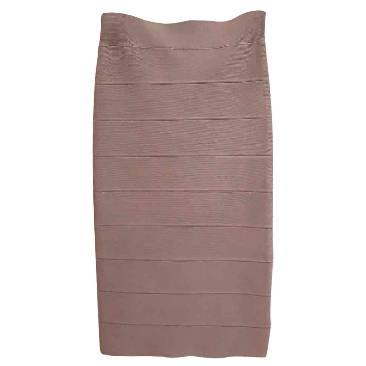 Bcbg Max Azria \N Blue skirt for Women 36 FR