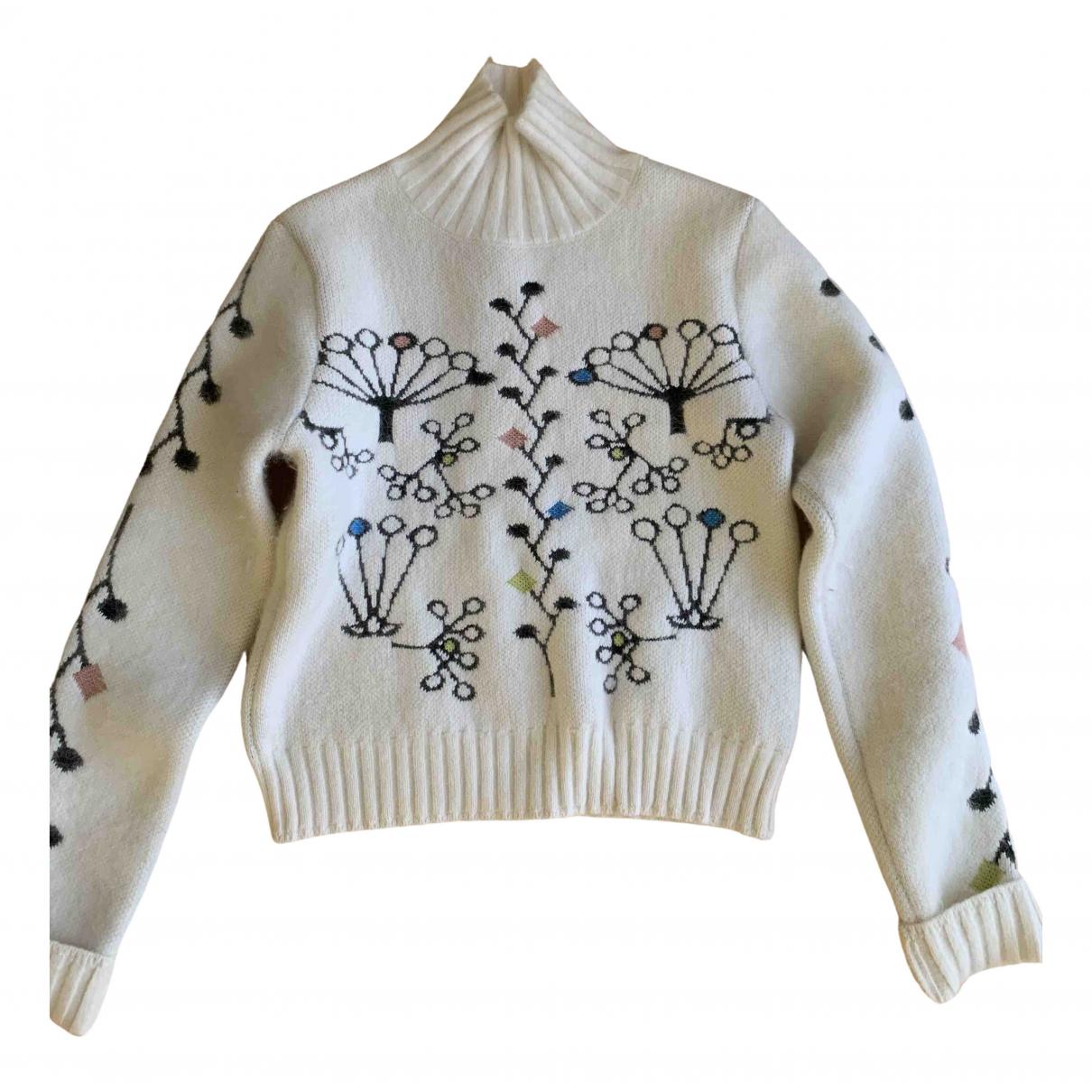 Peter Pilotto \N White Wool Knitwear for Women XS International