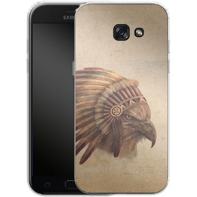 Samsung Galaxy A5 (2017) Silikon Handyhuelle - Eagle Chief von Terry Fan