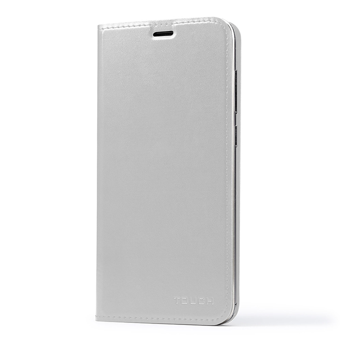 Flip Cover Protective Leather Case for UMI Touch - White