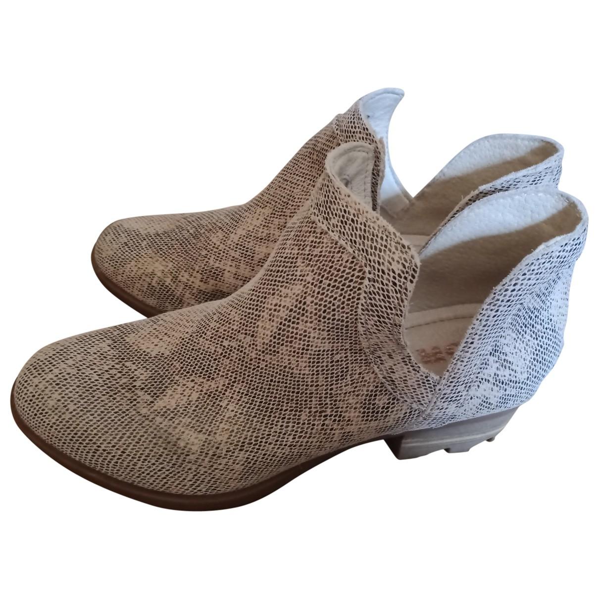 Sorel - Boots   pour femme en caoutchouc