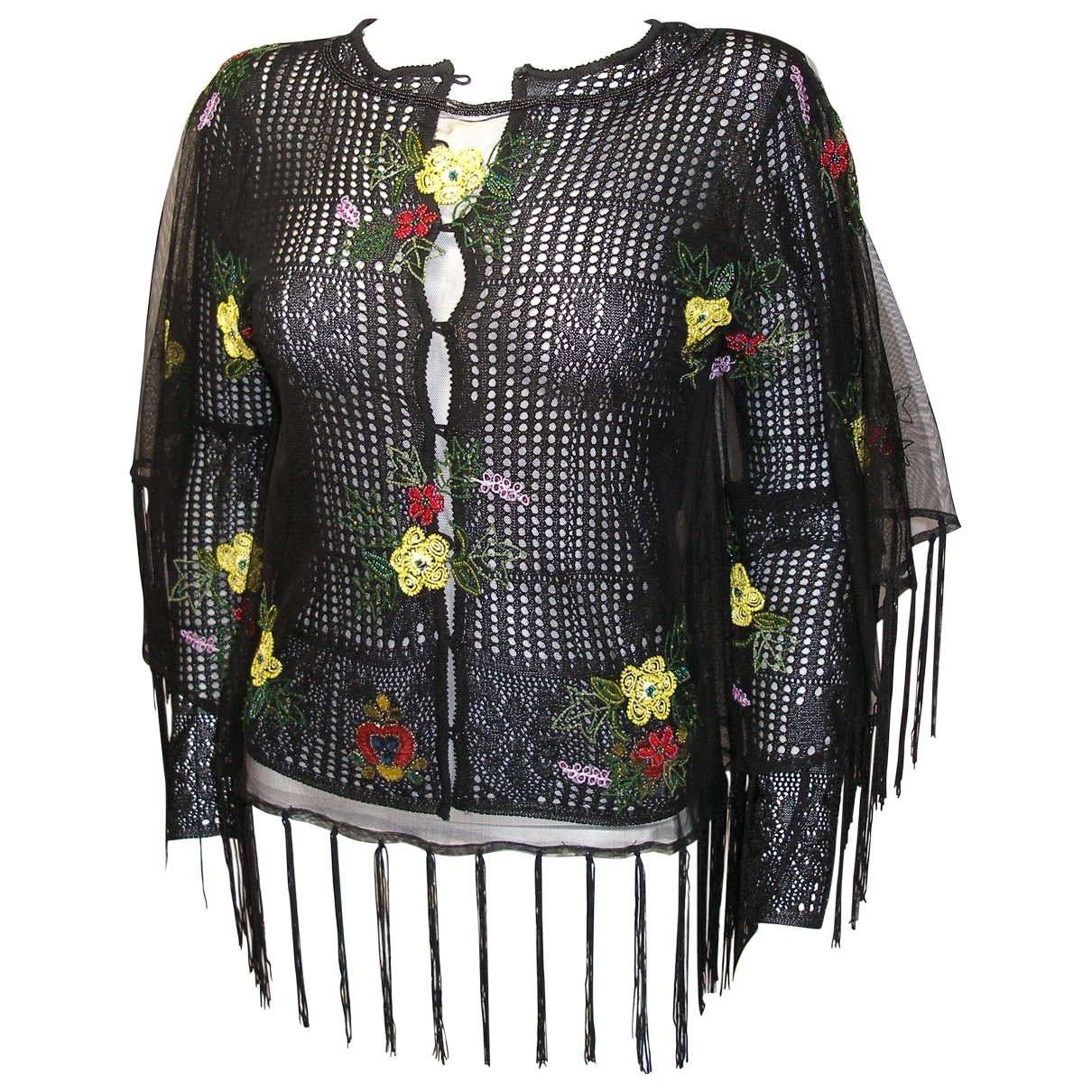 Dior \N Multicolour Knitwear for Women 34 FR