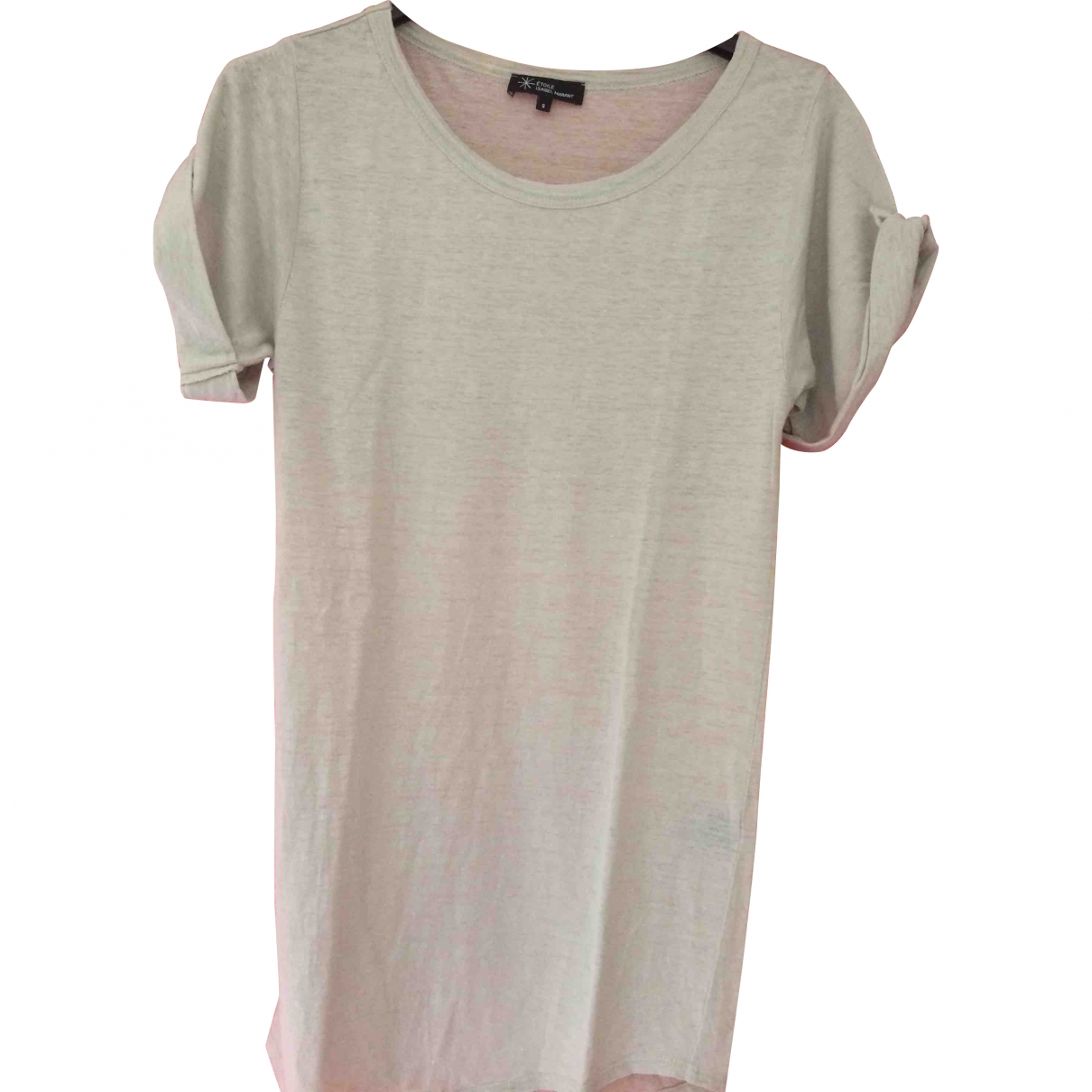 Isabel Marant Etoile \N Ecru Linen  top for Women 38 FR