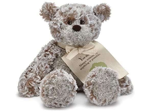 You Did It Mini Giving Bear Plush Toy
