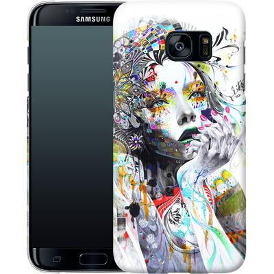 Samsung Galaxy S7 Edge Smartphone Huelle - Circulation von Minjae Lee