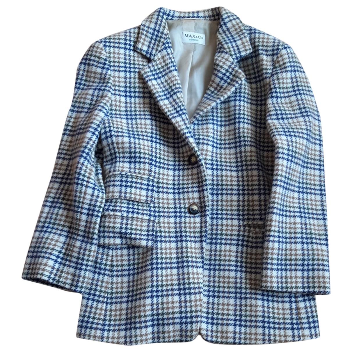 Max & Co - Veste   pour femme en laine