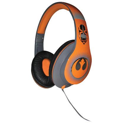 KIDdesigns Star wars sur-oreille casque avec controle du volume (Li-M40E7.FXV2)