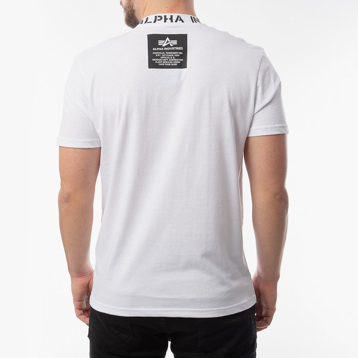 Alpha Industries Neck Print T 126548 09