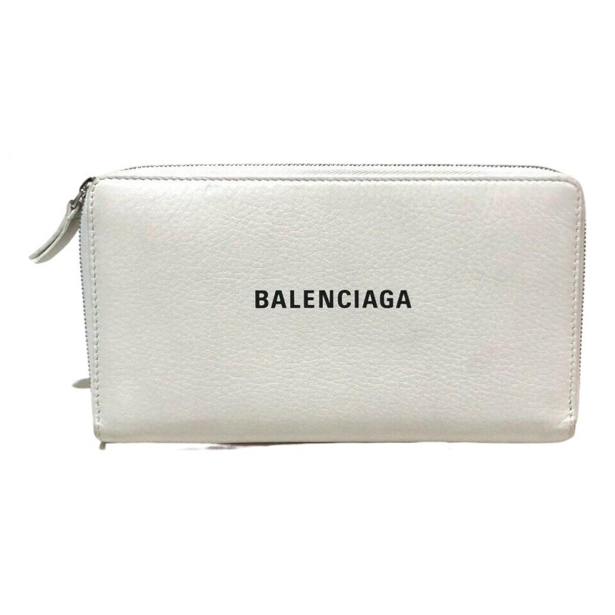 Balenciaga N Leather wallet for Women N
