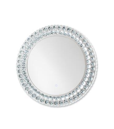 4111472CH Windsor Illuminated Wall Mirror Round in