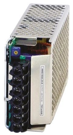 TDK-Lambda , 150W Embedded Switch Mode Power Supply SMPS, 15V dc, Enclosed