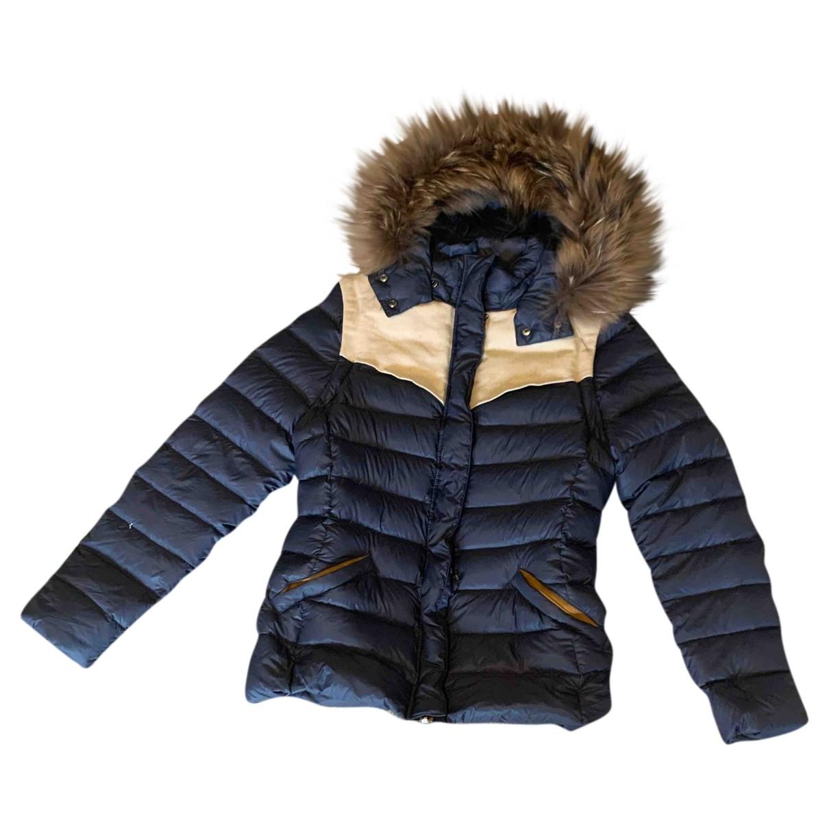 Gertrude+gaston \N Blue coat for Women 38 FR