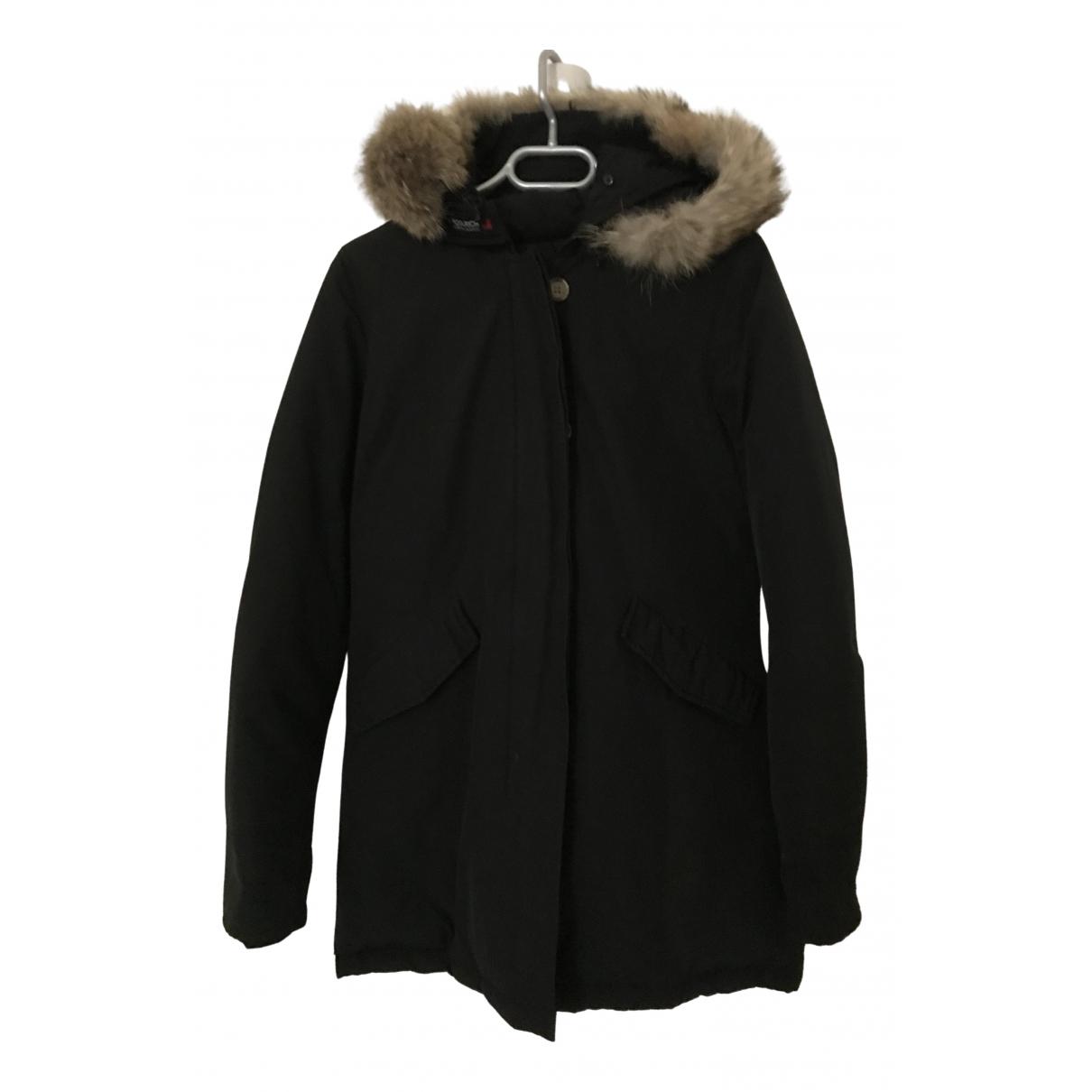 Woolrich N Black coat for Women S International