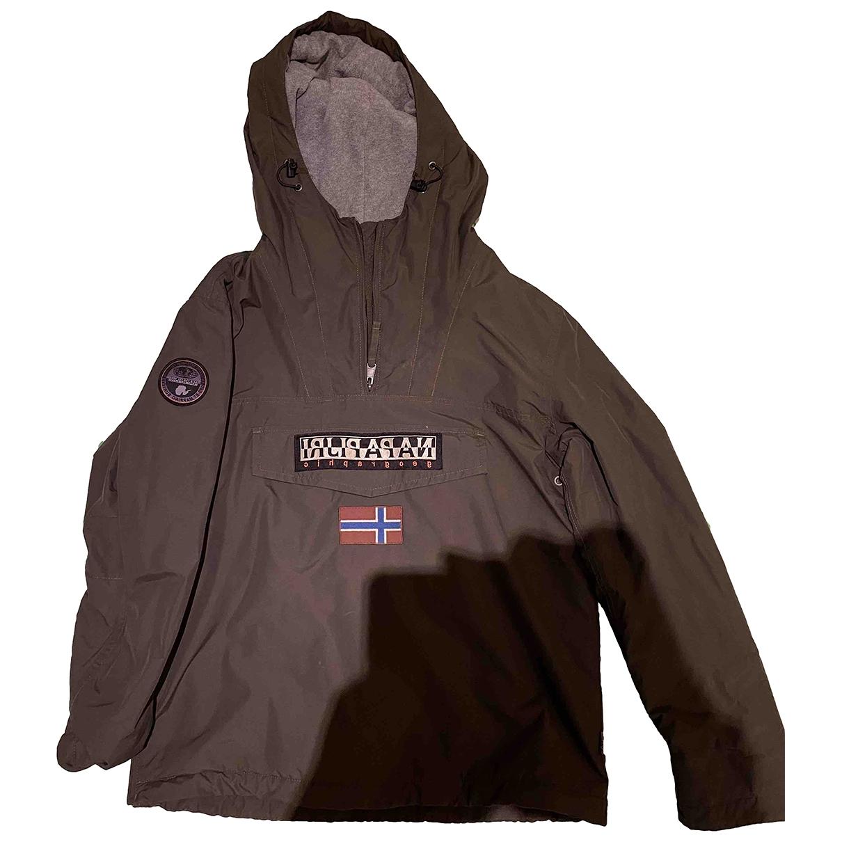 Napapijri \N Khaki jacket  for Men L International