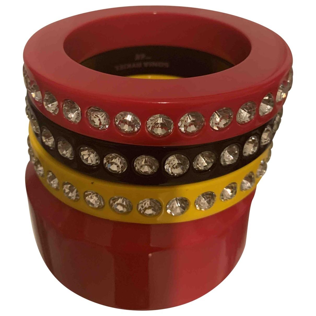 Sonia Rykiel Pour H&m - Bracelet   pour femme - jaune
