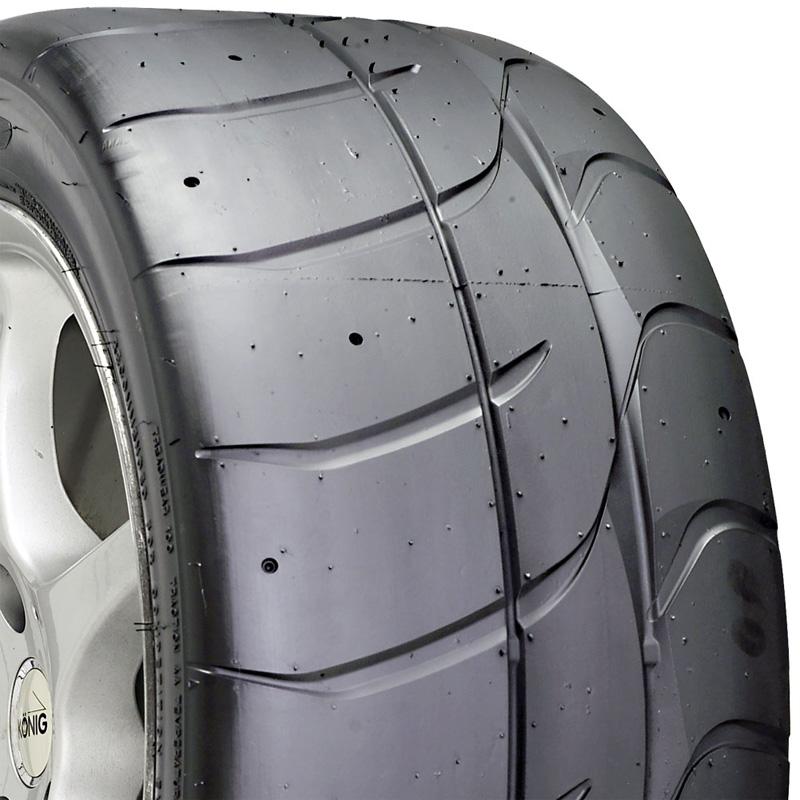 Nitto 371040 NT01 Tire 205 /40 R17 80W SL BSW