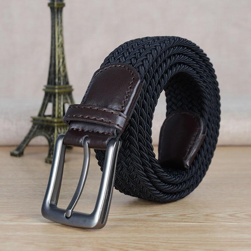 ENNIU S7ES Silk Weaving Tactical Belt Elasticity Breathable Portable Waist Belts Military Waistband