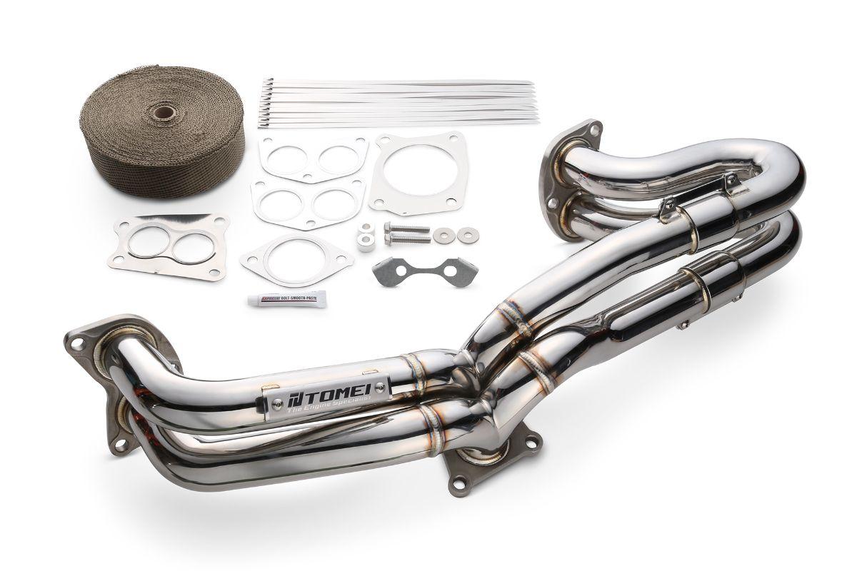 Tomei TB6010-SB04A Exhaust Manifold Kit Expreme Unequal Length Subaru WRX FA20DIT 2015+