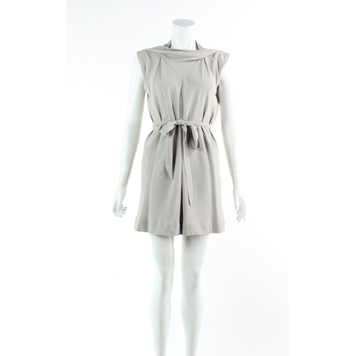 Rick Owens \N Grey dress for Women 40 FR