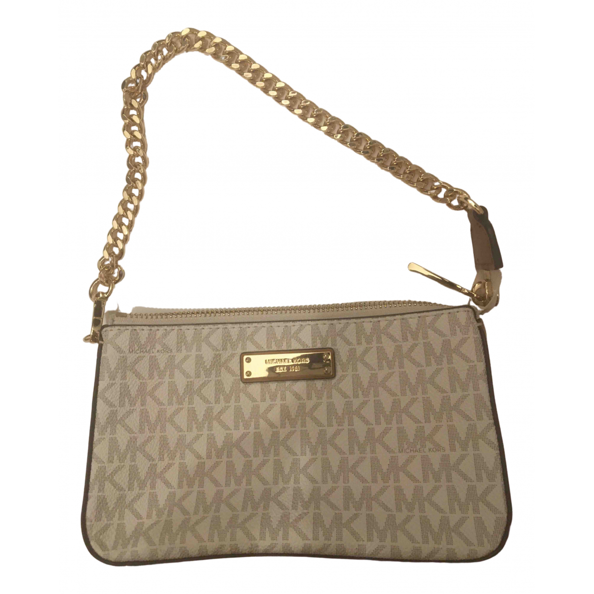 Michael Kors \N Beige Cloth handbag for Women \N