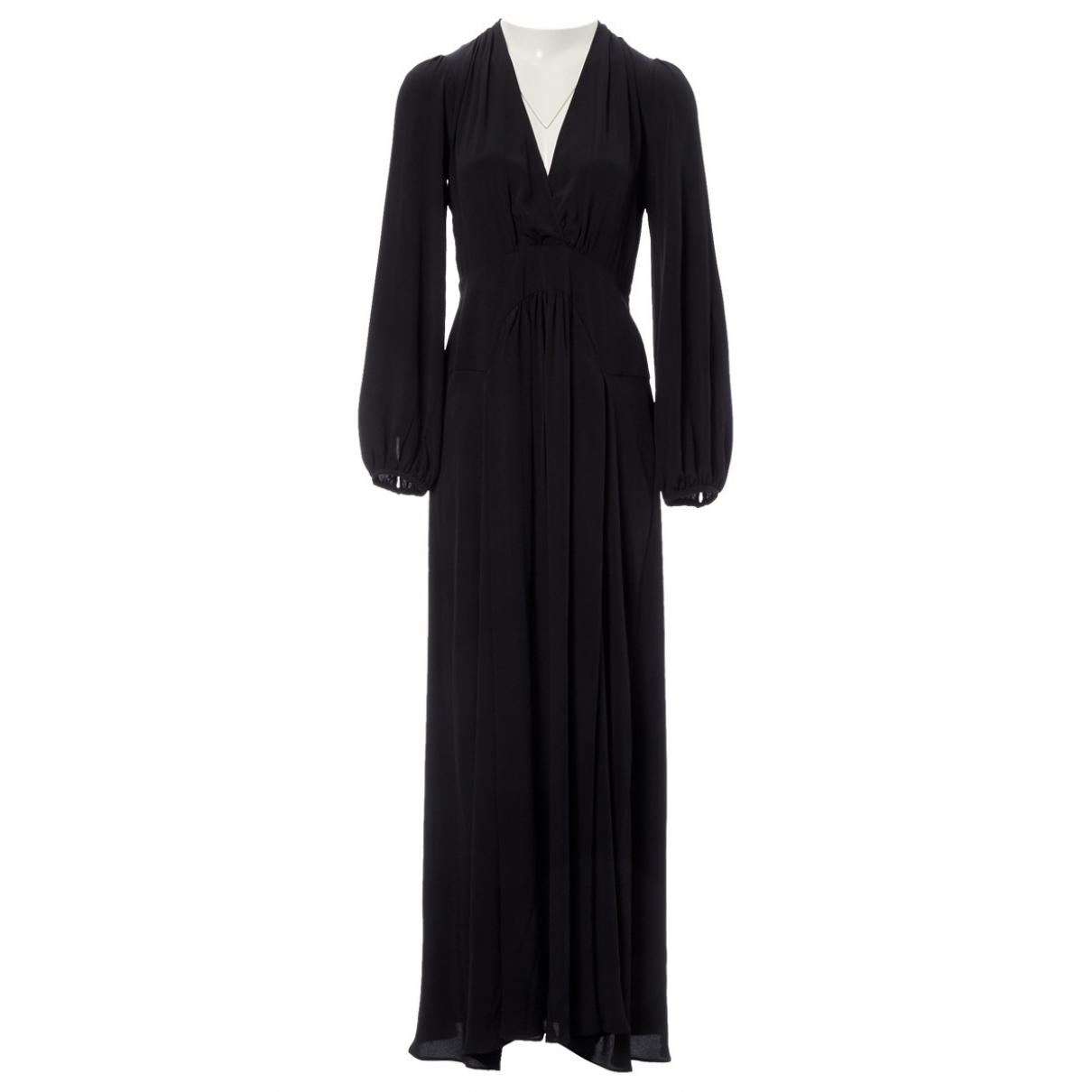 N°21 \N Black dress for Women 42 IT