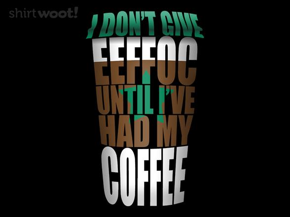 Eeffoc T Shirt