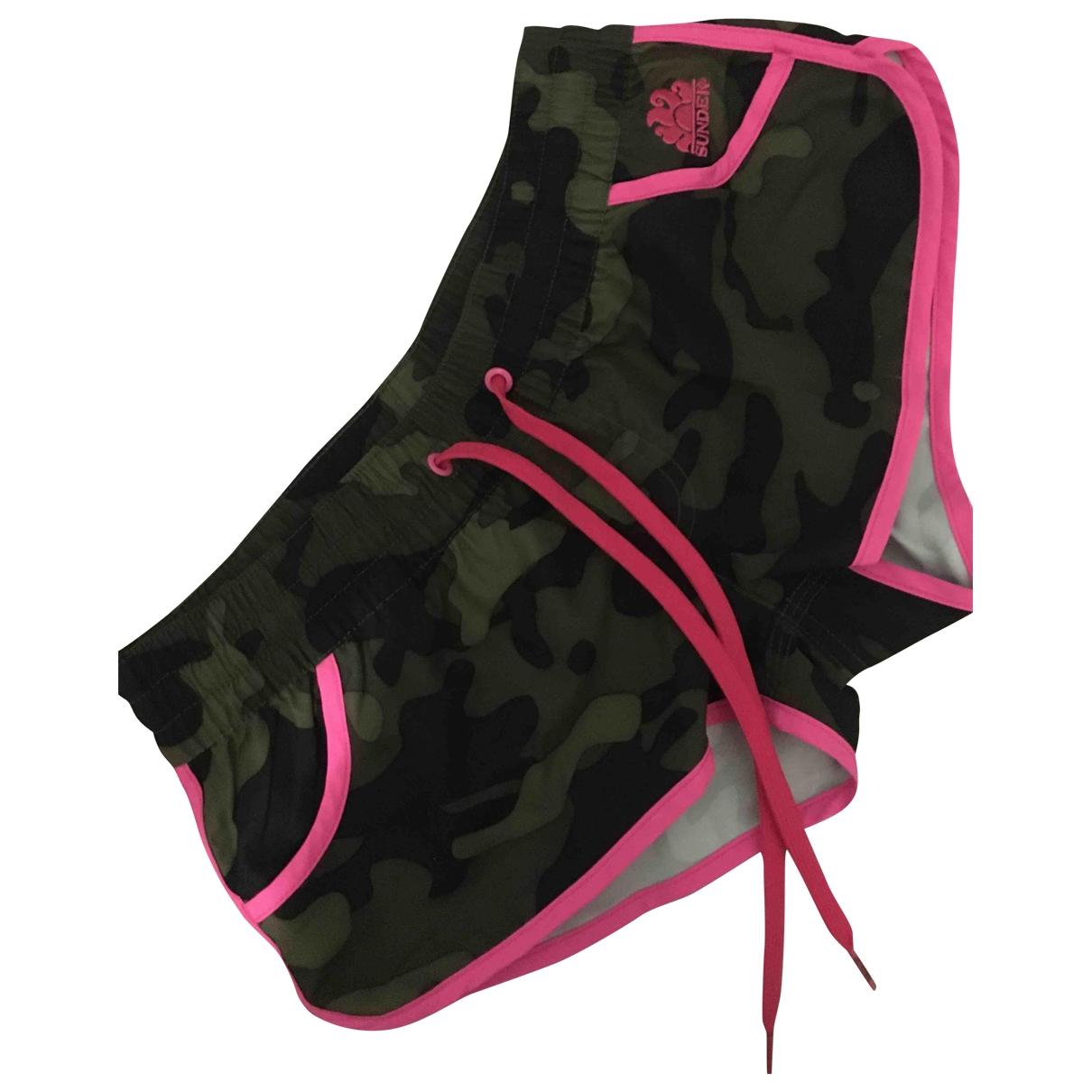 Sundek \N Green Swimwear for Women 40 IT
