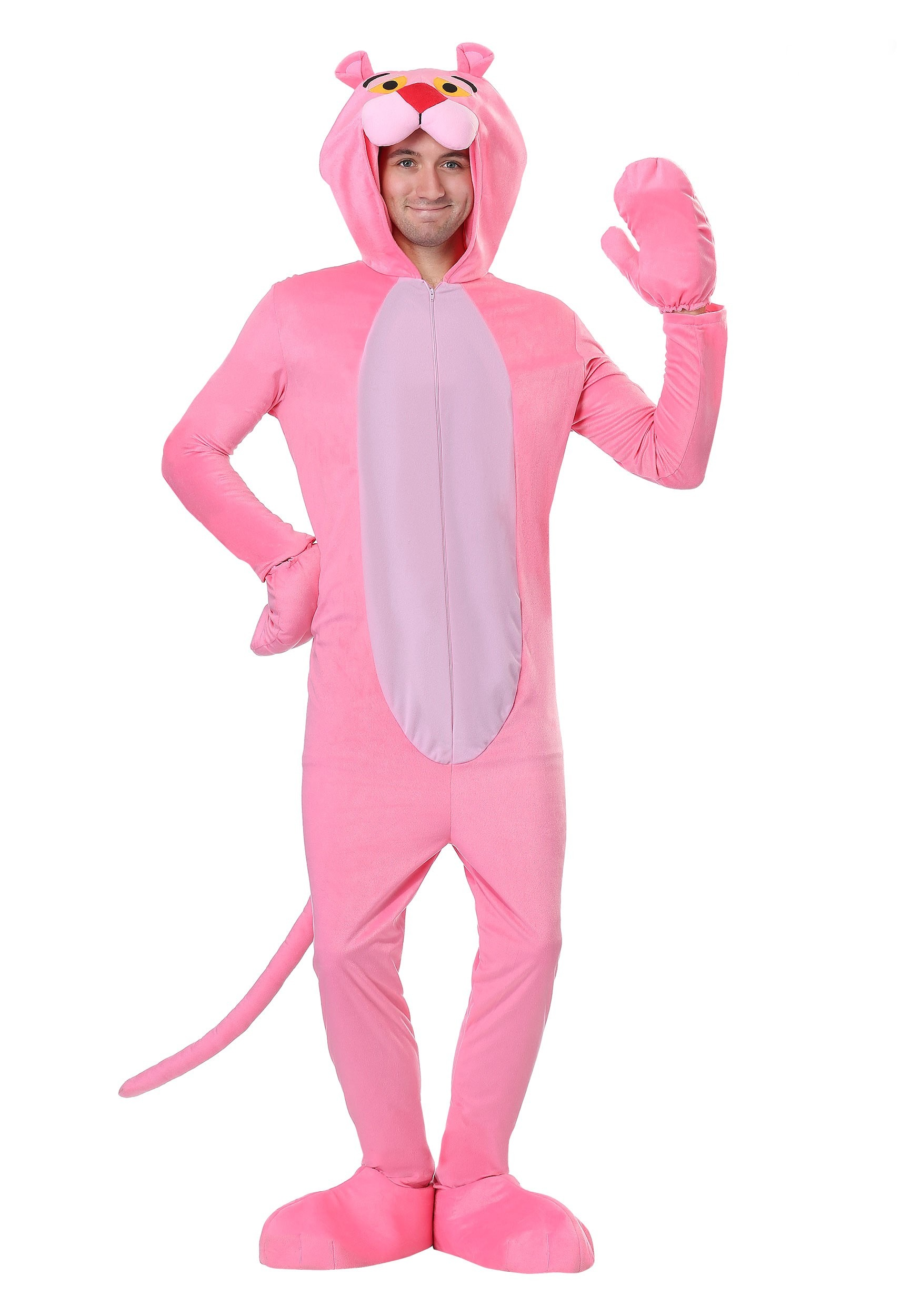 The Pink Panther Costume for Plus Size Adults