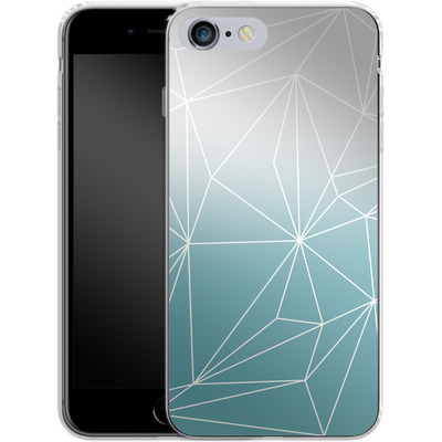 Apple iPhone 6 Plus Silikon Handyhuelle - Simplicity 2 von Mareike Bohmer