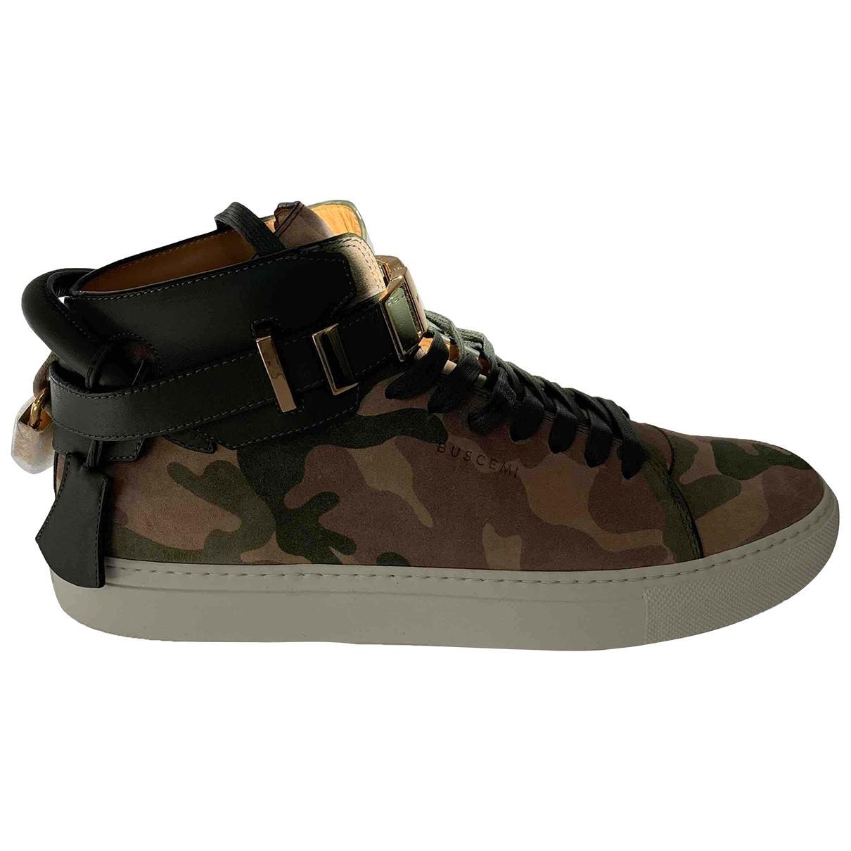 Buscemi \N Sneakers in  Bunt Leder
