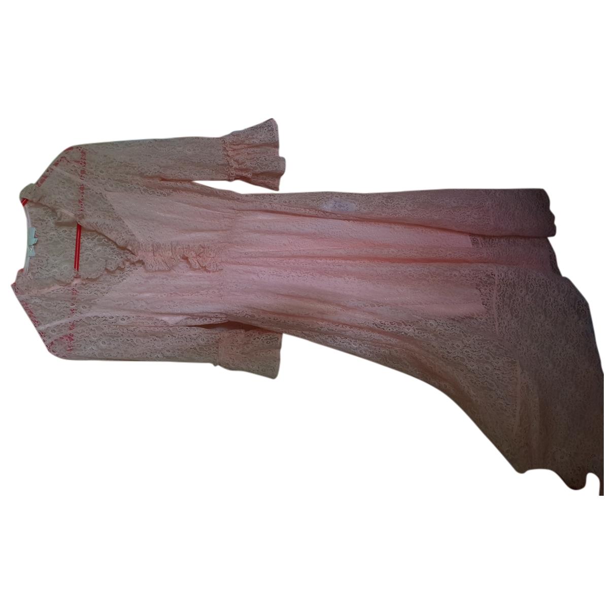 Maxi vestido de Encaje Maje