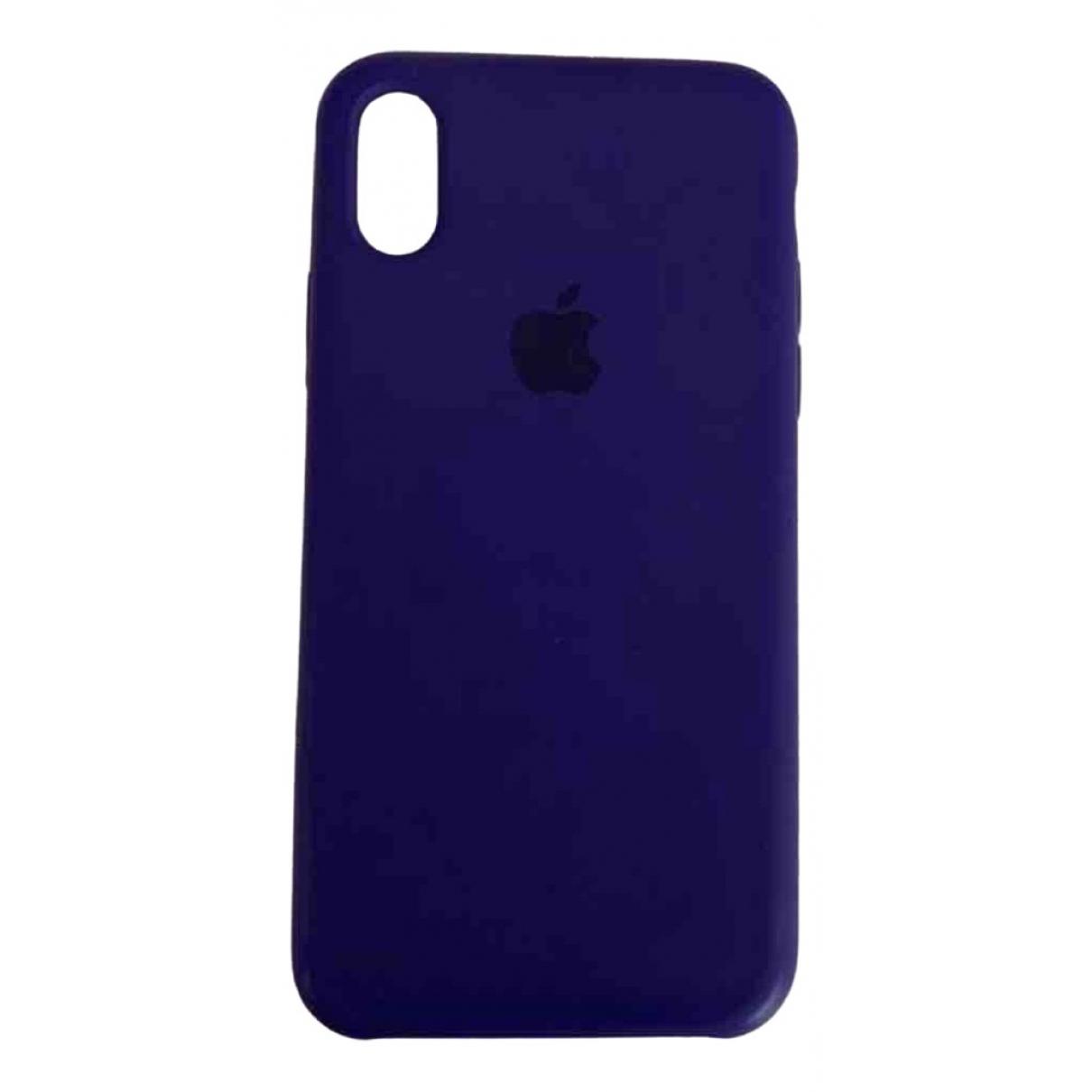 Apple - Accessoires   pour lifestyle - violet