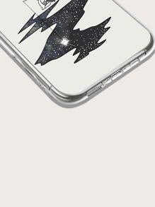 Astronaut Pattern iPhone Case