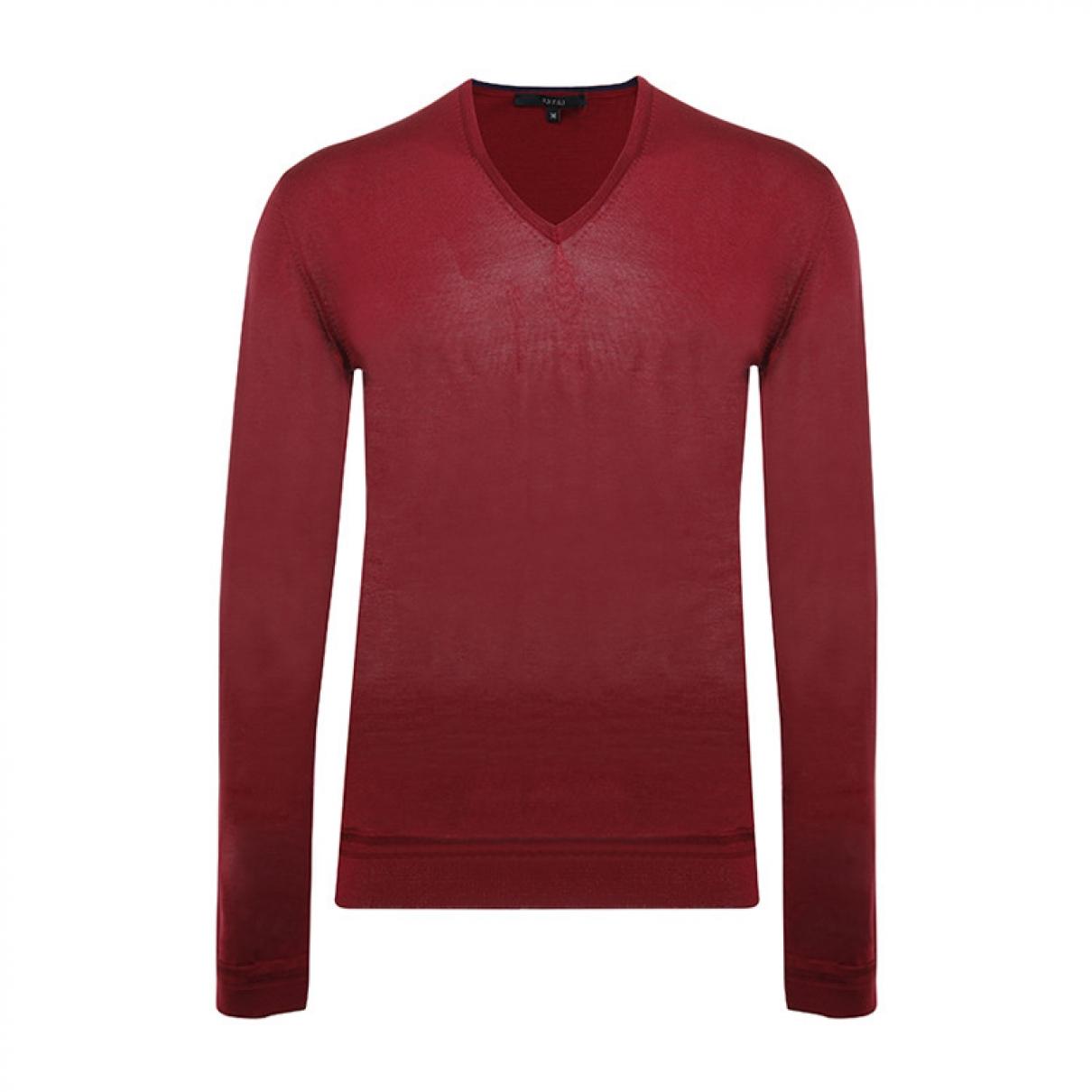 Gucci \N Pullover.Westen.Sweatshirts  in  Rot Seide