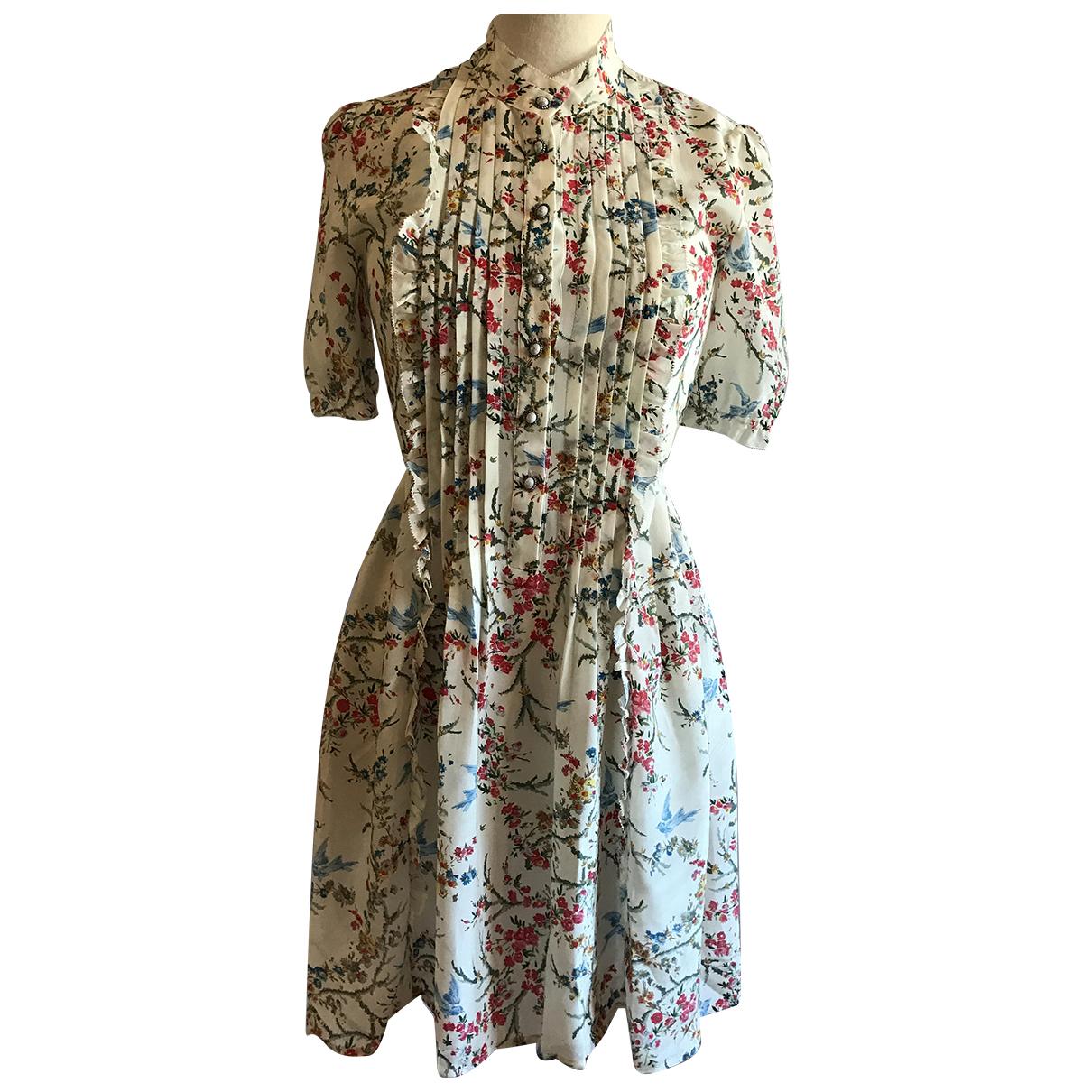 Mini vestido Spring Summer 2020 de Seda The Kooples